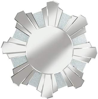 Gallery Crackle Starburst Mirror
