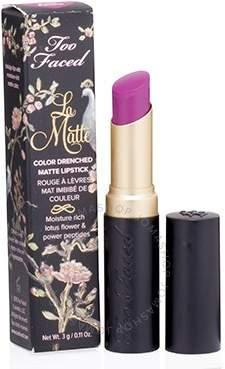 Too Faced / La Matte Pitch Perfect Lipstick 0.11 oz (3 ml)