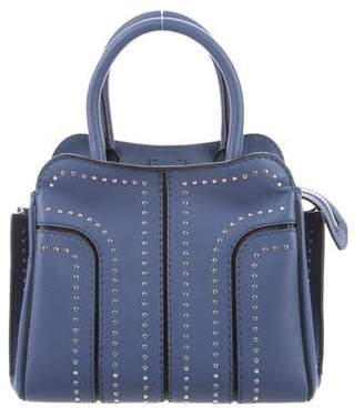 Tod's Studded Mini Sella Bag