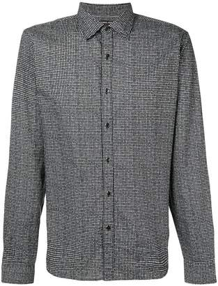 Michael Kors houndstooth shirt