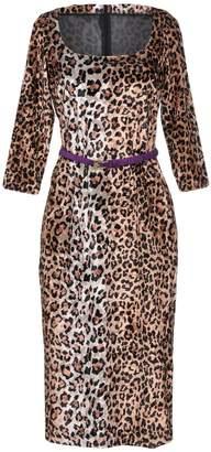 Mariagrazia Panizzi Knee-length dresses - Item 34845309AJ