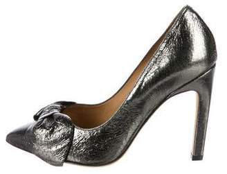IRO Leather Escaknoty Pumps