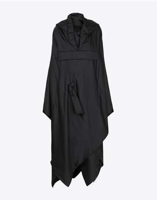 Maison Margiela Nylon Popeline Maxi Sports Dress