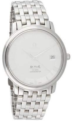 Omega De Ville Co-Axial Automatic Watch De Ville Co-Axial Automatic Watch
