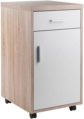 Winsome Kenner Modular Storage Cabinet