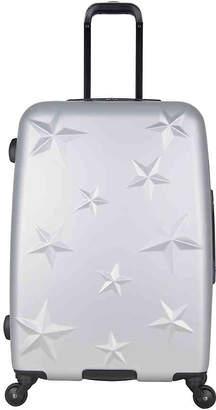 Aimee Kestenberg - Luggage Star Molded 24-Inch Checked Hard Shell Luggage - Women's