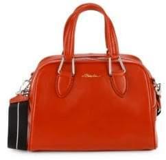 3.1 Phillip Lim Ray Leather Flight Bag