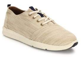 Toms Del Rey Lace-Up Sneakers