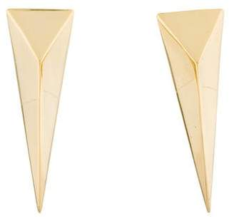 Alexis Bittar Extra Large Pyramid Earrings