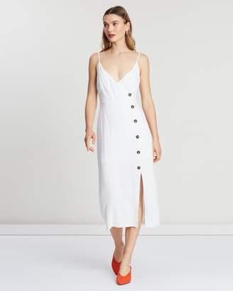 MinkPink Anita Midi Dress