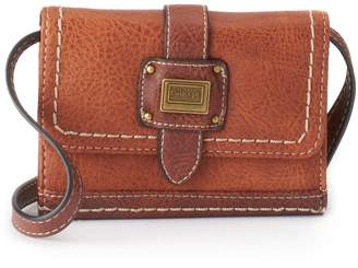 Morgan Concept Crossbody Wallet