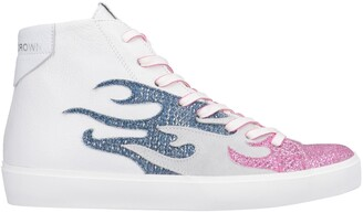 Leather Crown High-tops & sneakers - Item 11563868VD