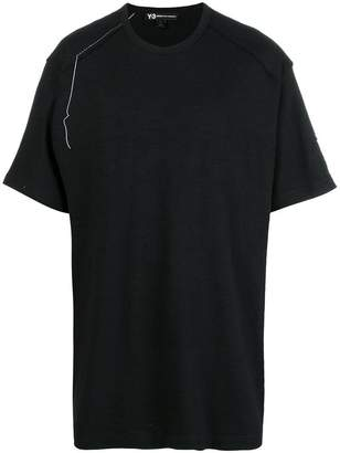 Y-3 logo short-sleeve T-shirt