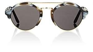 Illesteva Women's Milan II Sunglasses-Cream Horn