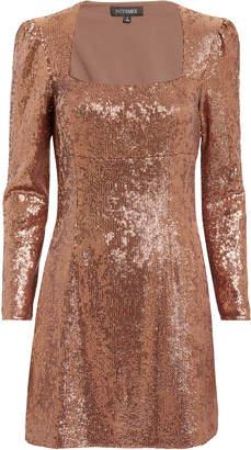 Intermix Hilary Sequin Dress
