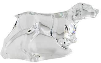 Baccarat Pointer-Dog Crystal Figurine Pointer-Dog Crystal Figurine