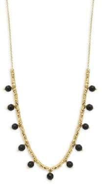 Gorjana Palisades Onyx Necklace