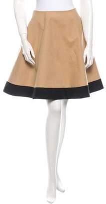 Bouchra Jarrar A-Line Skirt