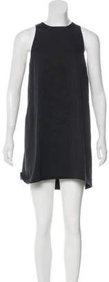 Rag & Bone Sleeveless Scoop Neck Mini Dress