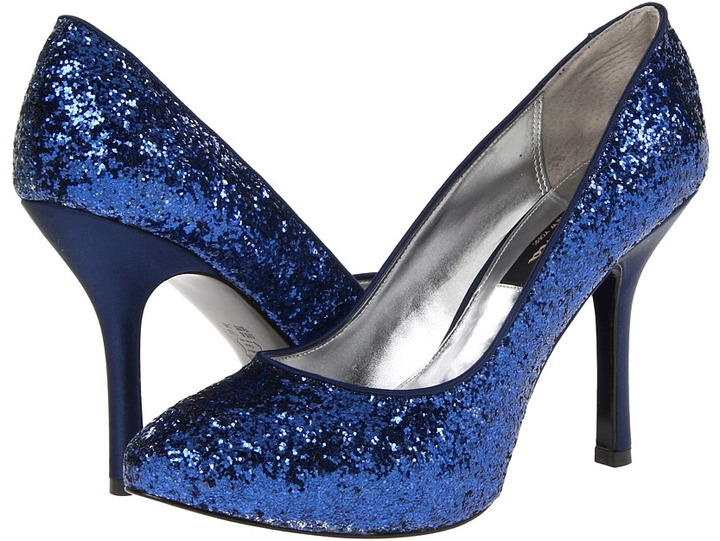 Nina - Zelda (Navy) - Footwear