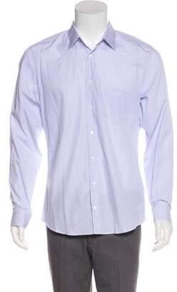 Gucci Striped Dress Shirt w/ Tags