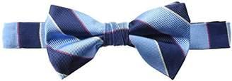 Buttoned Down Men's Classic Silk Pre-Tied Bow Tie