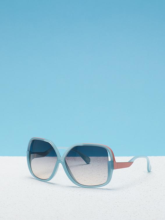 Jayda Oversized Sunglasses