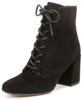 Vince Halle Suede Lace-Up Boot