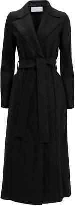 Harris Wharf London Black Long Duster Coat