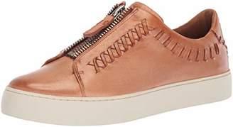 Frye Women's Lena Whip Zip Low Sneaker