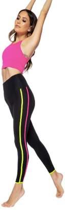 Strut-This Neon Trim Legging