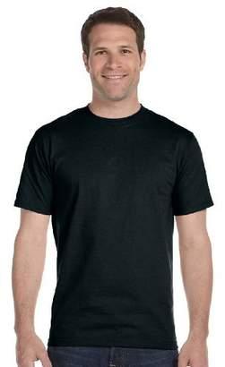 Hanes 5.2 oz. ComfortSoft® Cotton T-Shirt Pack of 6- ,L