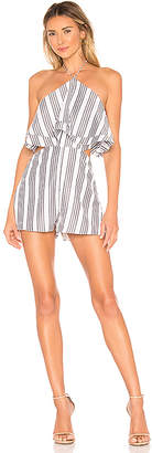 a62efe5ab024 Halter Shorts Romper - ShopStyle