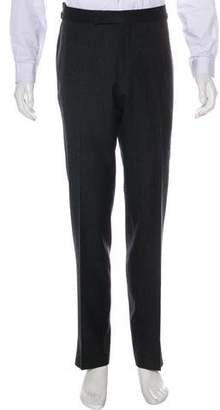 Tom Ford Silk & Mohair Pants