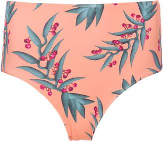 PatBO High Waist Bikini Bottom Size: S