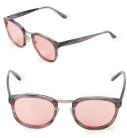 Crossroad 49MM Square Sunglasses
