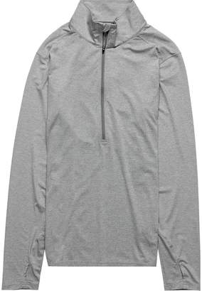 Exofficio BugsAway Sol Cool Zip Neck Shirt - Men's