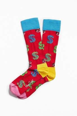 Happy Socks Andy Warhol Dollar Sign Sock