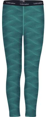 Icebreaker BodyFit 200 Oasis Legging -Toddler Girls'