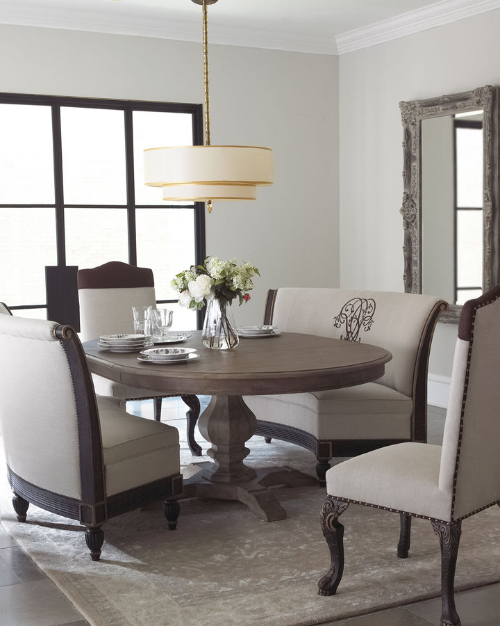 "Old Hickory Tannery Henson"" & ""Meredith"" Dining Furniture"