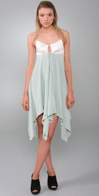 Alexander Wang Keyhole Dress