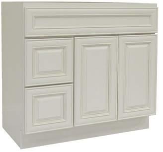 """NGY Stone & Cabinet Cabinet 42"""" Single Bathroom Vanity Base"""