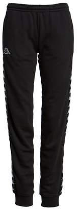 Kappa Logo Slim Fleece Pants