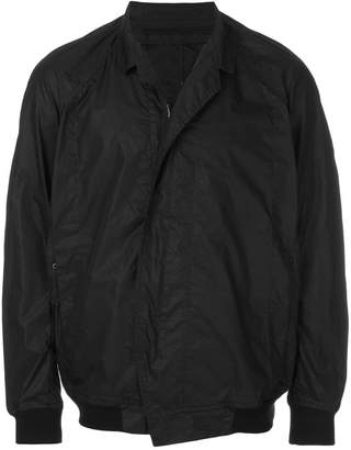 Julius oversized zipped jacket