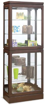 Co Philip Reinisch Breckenridge I Lighted Curio Cabinet