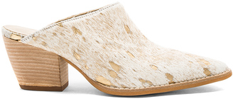 Matisse Cammy Cow Hair Heel $162 thestylecure.com