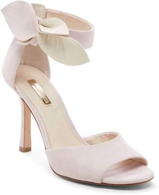 Louise et Cie Kenbeck Bow Ankle Strap Sandal