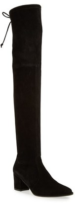 Women's Stuart Weitzman Thighland Over The Knee Boot $798 thestylecure.com