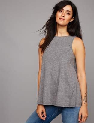 A Pea in the Pod Pull Over Lightly Lined Nursing Top