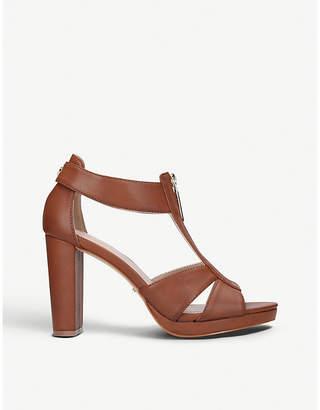 Carvela Gelato cut-out heeled sandals